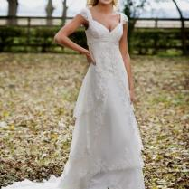Country Wedding Dresses With Lace Naf Dresses