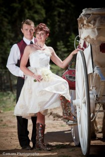 Cowgirl Dresses For Weddings