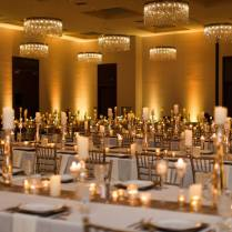 Faux Flame A Guide To Wedding Candles