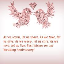 Fifth Wedding Anniversary 21795