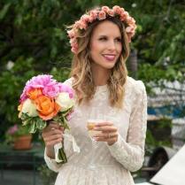 Flower Crown Wedding Pinterest