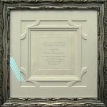 Framed Wedding Invitation – Wedding Invitation Ideas
