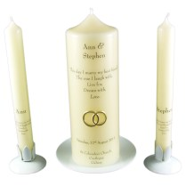 Give Your Wedding A Style With Beautiful Wedding Candles