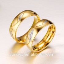 Gold Wedding Ring Designs For Couple,stainless Steel Saudi Arabia