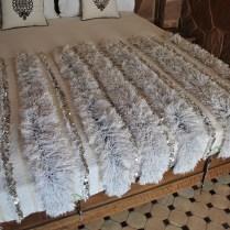 H788 Moroccan Wedding Blanket