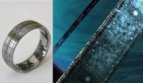 Halo' Wedding Ring Superfan Designs 'halo'