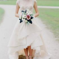 High Low Wedding Dresses Lace – Dress Fric Ideas