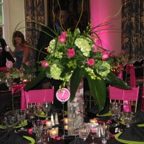 Highly Fastened Guest Table For Wedding Reception Ideas