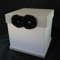 Homemade Wedding Card Box