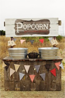 Hot Dog And Popcorn Stand, For Weddings, Birthday Party, Party