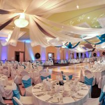 How To Decorate Hall For Wedding On Decorations With For Wedding