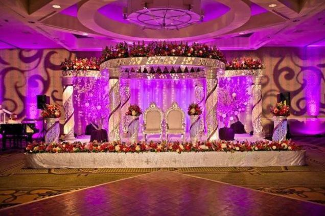Indian Wedding Hall Decoration On Decorations With Indian Wedding