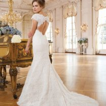 Irresistible Wedding Dresses By Lillian West For 2015