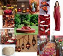 La Bridal Concierge, Inc Moroccan Themed Fall Wedding!