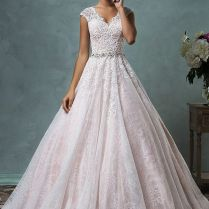 Lace, Pink Ball Gowns And Wedding On Emasscraft Org