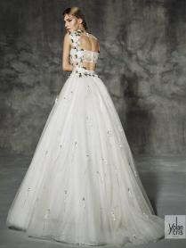 Latest Wedding Dress Trends 2016 Romantic Couture Line 2354364