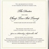 Marvelous Wedding Invitation Sayings