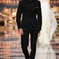 Mens Wedding Suits Black And Red