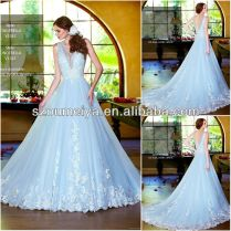 Online Buy Wholesale Ice Blue Wedding Dress From China Ice Blue