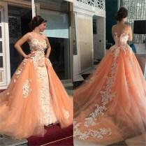 Online Buy Wholesale Orange And White Wedding Dresses From China