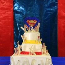 Přes 1000 Nápadů Na Téma Superman Wedding Cake Na Emasscraft Orgu