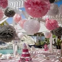 Pom Poms For Wedding Decorations On Decorations With Wedding Pom