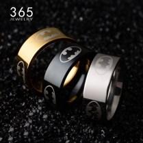 Popular Batman Wedding Ring Set
