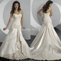 Popular Corset Top Wedding Gowns