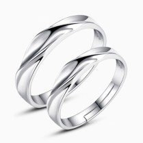 Popular Intertwined Rings