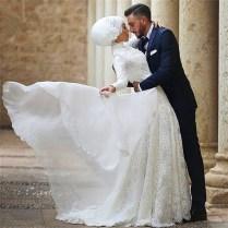 Popular Islamic Wedding Gowns