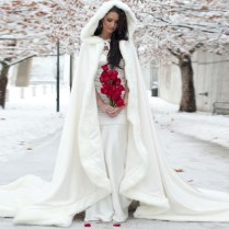 Popular Ivory Bridal Coat