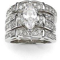 Popular Ring Settings For Marquise Diamonds