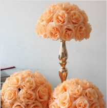 Popular Wedding Decor Peach