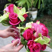 Pretty In Pink Wedding Bouquet Ideas Martha Stewart Weddings Pink