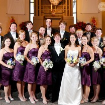 Princess's Blog Jimmy And Amber Had A Very Large Bridal Party The