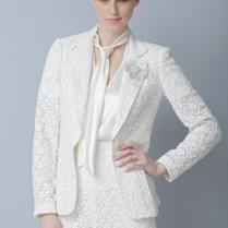 Realclocker Women's Dressy Pant Suits Wedding Ceremony