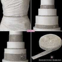 Rhinestone Ribbons And The Most Unique Bridal Bouquets