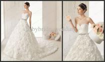 Rose Wedding Dresses