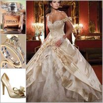 Scarlett O'hara Wedding Dresses