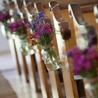 Simple Wedding Church Decorations On Decorations With Wedding