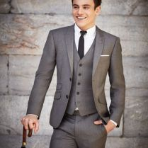 Suits, The Smile And Dapper Man On Emasscraft Org