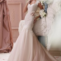 Tea Rose Wedding Dress