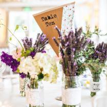 The Bride Diaries Mel's Rustic Patterns & Pastels Wedding Part 2