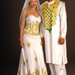 Top 7 African Wedding Dresses That Will Blow Your Mind