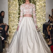 Top 7 Wedding Dress Trends For Fall 2015