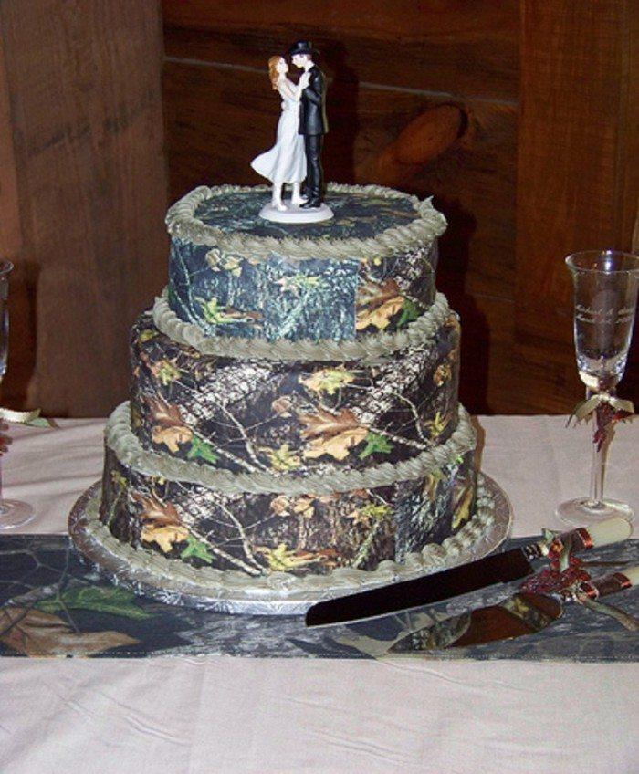 Classy Camo Wedding Ideas