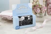 Vintage Inspired Wedding Disposable Camera By Ginger Ray