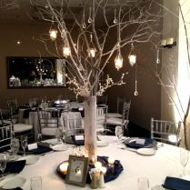 Wedding Twig Wedding Centerpieces
