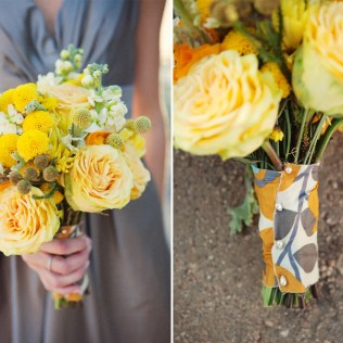 Wedding Blog Wedding Color Trend Yellow & Gray By Colourlovers
