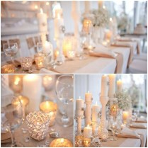 Wedding Candle Holders Centerpieces